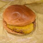66290217 - 絶品チーズバーガー