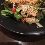 こだわりやま - パリパリ胡麻サラダ
