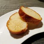ヴァン・ド・ターブル - パスタについてたパン