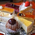 モナリザ - ケーキ