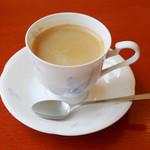 モナリザ - コーヒー