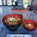 中目黒 鶏味座茶屋 - 十勝風豚丼