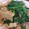 チャンピオン - 料理写真:にら肉炒め♪
