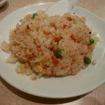 白鳳 新館 - 炒飯