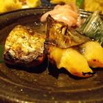 納屋之炭 - 鰆味噌漬け焼