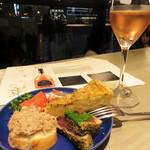 オ・ボルドー・フクオカ - クレマン・ド・ボルドー(ボルドー地方のスパークリングワイン)の生産者Jaillance(ジャイランス)のセミナーパーティー♪