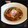 Amenimomakezu - 料理写真:鶏そば 醤油 750円