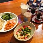 黒澤醤油店 - お醤油の試食、漬物も美味しい!