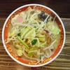満菜 - 料理写真:2017年3月 味噌タンメンと餃子 980円