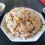 南京楼 - 料理写真:炒飯 850円