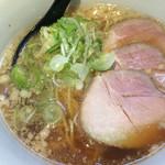 麺匠 喜楽々 - 料理写真:津軽らーめん(720円)