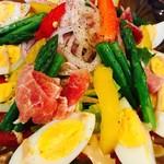 洋食屋 グリル ラパン - サラダ