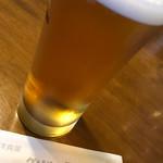 洋食屋 グリル ラパン - ビール、ワインなどなど飲み放題付