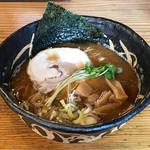 麺屋 蝉 - 料理写真:にぼしそば690円(税込)