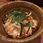 すみれ - 厚切りチャーシューご飯 大(税別429円)