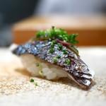 天寿し - 炙り鯖