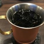 星乃珈琲店 - アイスコーヒー420円