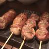 串焼 藤井 - 料理写真:チーズ肉巻き しそ肉巻き
