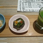 健康居酒屋 しぞ~か 魚to畑 - スムージーから始まる食事~