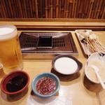 神楽食堂 串家物語 - 「ランチタイム利用」割引券で、お得 (^o^) 2017年蕾桜期