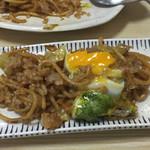 さわき - 2017年4月。炒飯麺。目玉焼き絡めると3度美味しい。