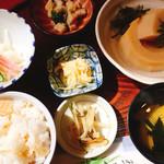 北丸家 - 料理写真:
