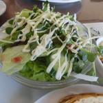 カフェ凪 - サラダ