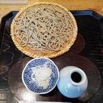 箱根暁庵 - 田舎そば