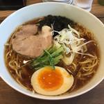 麺 くら馬 - 「醤油ラーメン」1080円