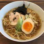 麺 くら馬 - 「塩ラーメン」1080円