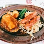 レストラン プロローグ - ドイツハンバーグ