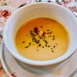 レストラン プロローグ - コーンスープ