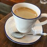グライド カフェ - ランチは+150円でドリンクが付きます