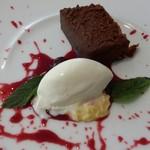 エルミタージュ - フランスのラングドック地方のガトーショコラ