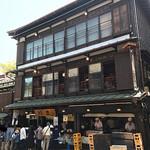 川豊 - 開店直後のお店