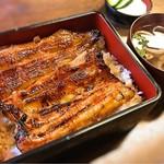 川豊 - 料理写真:上うな重3100円