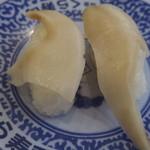無添くら寿司 - 白とり貝