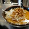 豚骨らーめん福徳 - 料理写真:「濃厚味噌つけ麺」 つけ汁