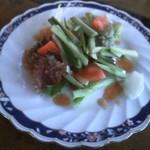 フリッパー - サラダ