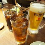 五反田 海鮮居酒屋 魚と水 - カンパイ