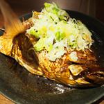 五反田 海鮮居酒屋 魚と水 - お通し