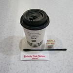 ケンタッキーフライドチキン - 「挽きたてアメリカンコーヒー」です。