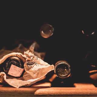 イタリア各州の豊富なワインの数々