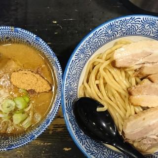 狼煙 - 料理写真:2017年3月 つけめん 中 800円