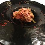 リストランテ ベツジン - 桜海老と特選トマトの冷製カッペリーニ