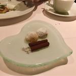 リストランテ ベツジン - 小菓子
