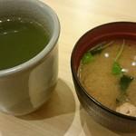 雛鮨 - お味噌汁おかわり自由