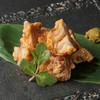 ■鶏の唐揚げ 柚子胡椒風味