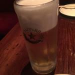 だいぜん - 生ビール