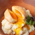 ■燻製玉子のポテトサラダ